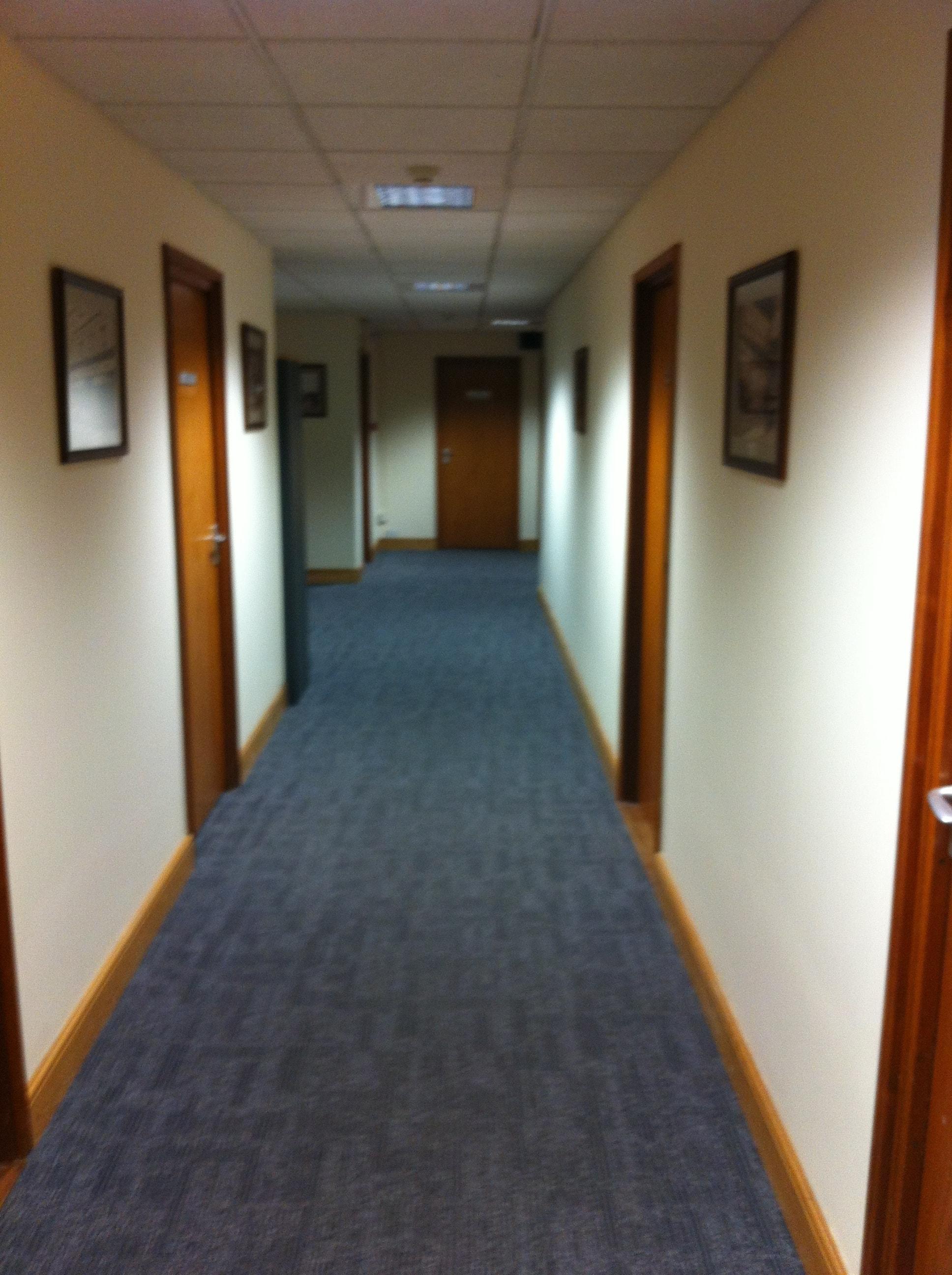 long corridor image
